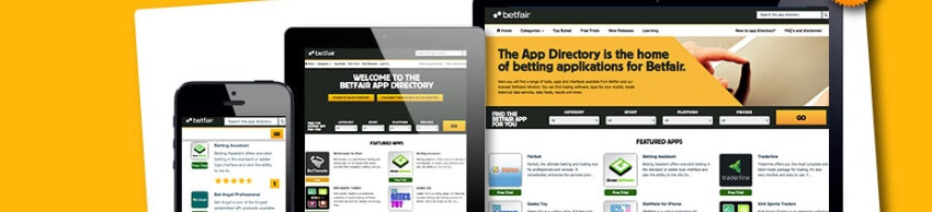 Bet from anywhere with betfair mobile