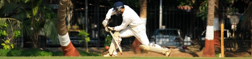 Cricket odds online, betting and gameplay