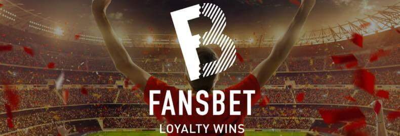 Fansbet - the betting company that award loyal supporters!