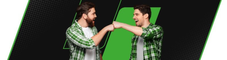 Refer a friend to Unibet and get a cash reward!